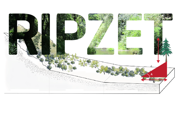 RipZET: A GIS-based Tool for Estimating Riparian Zones   San