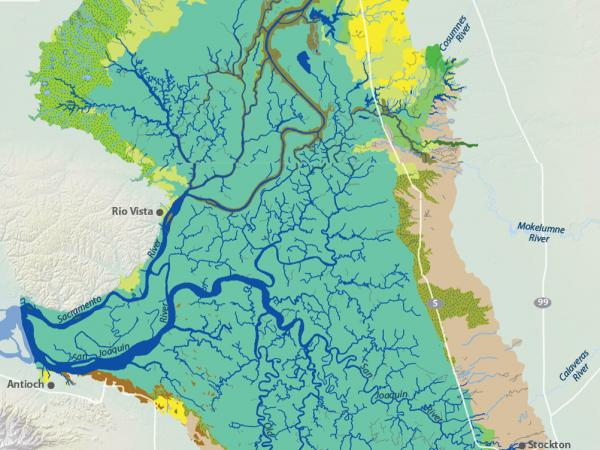 Delta historical ecology gis data san francisco estuary for Wsb fish and game forecast