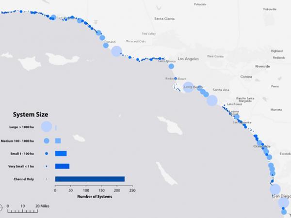 US Coast Survey Maps Of California South Coast San Francisco - Coastal wetlands map us